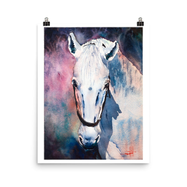 AR's White Mare *Fine Art Prints