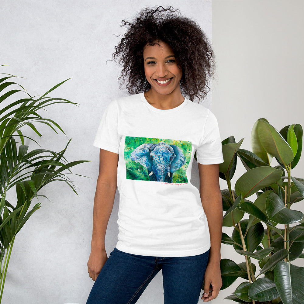 The Blue Elephant T-Shirt