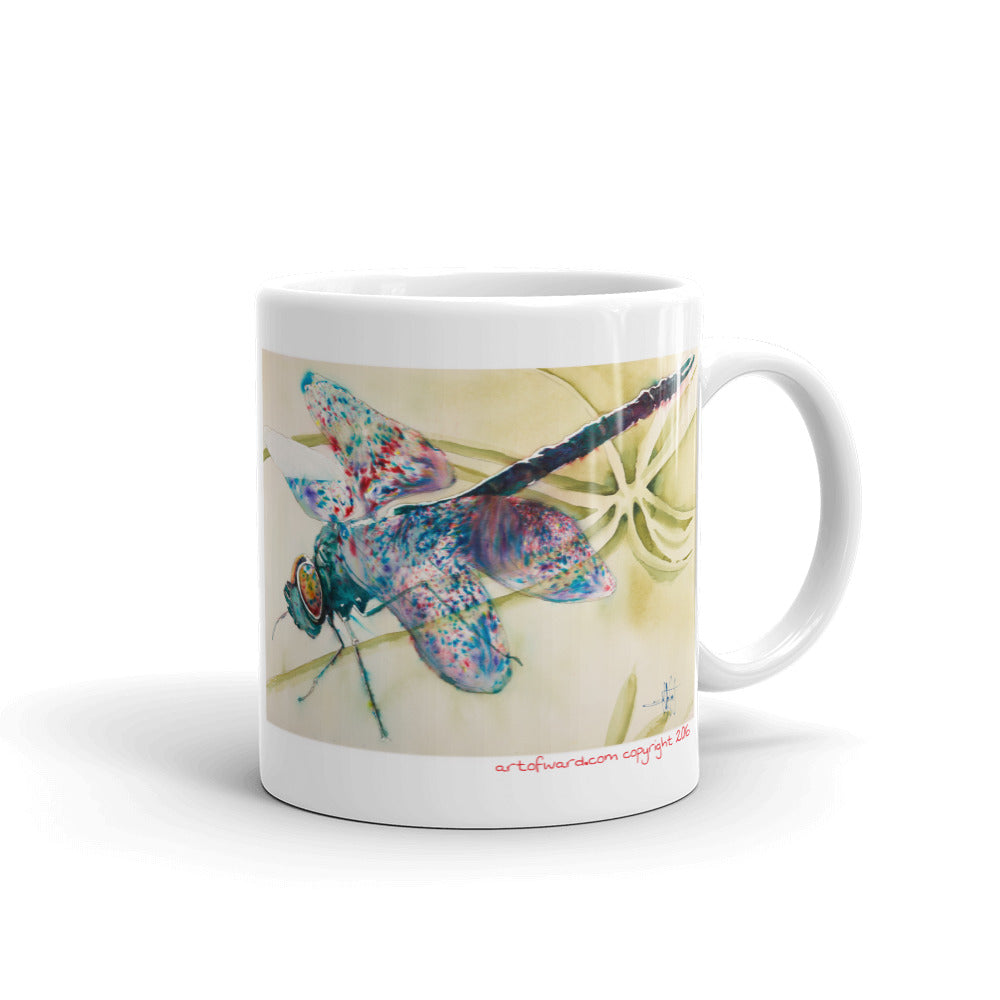 Fly Dragon Mug