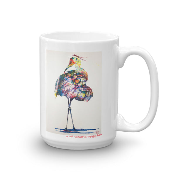 Coat of Many Colors Mug