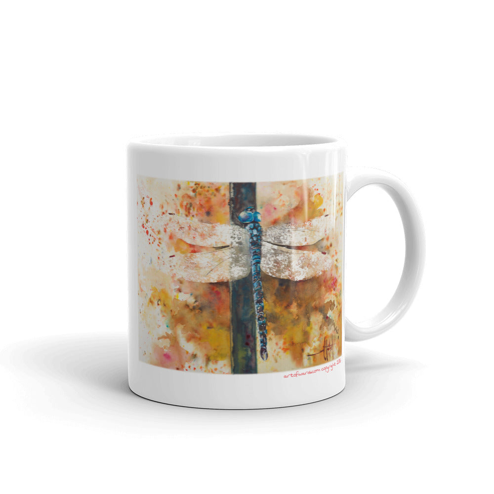 Wings of Light Mug