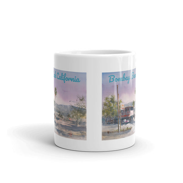 Bombay Beach California Mug
