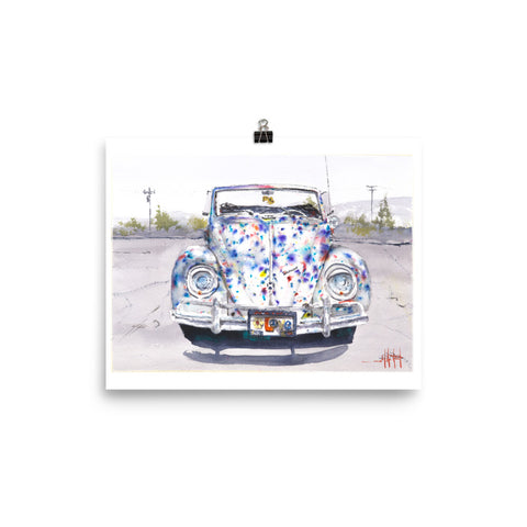 Tutti Fruitti VW *Fine Art Prints!
