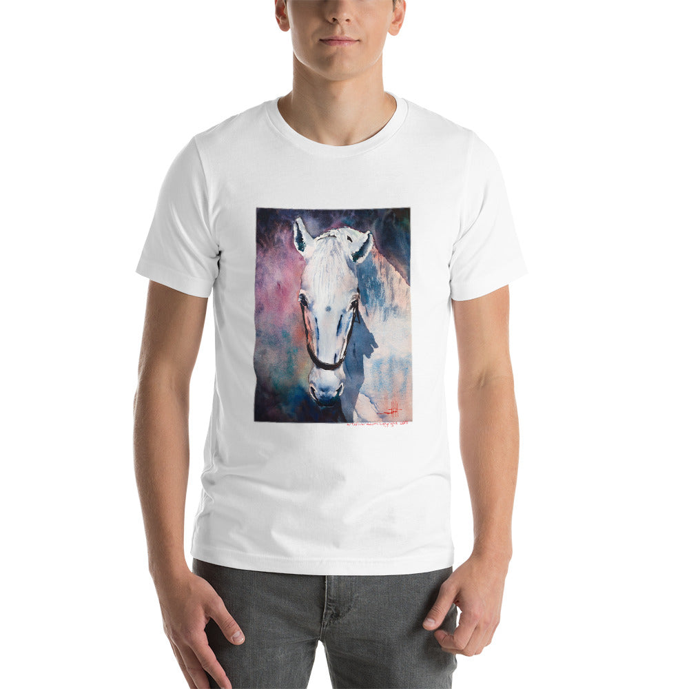 AR's White Mare T-Shirt
