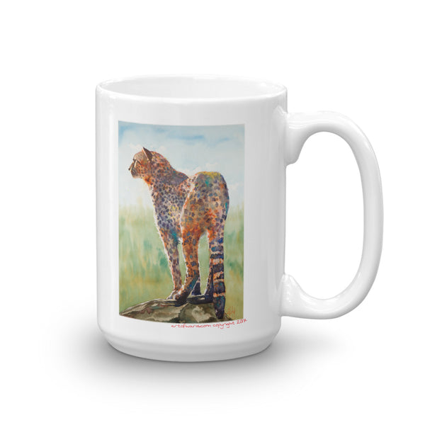 Dottie L of the Savannah Mug