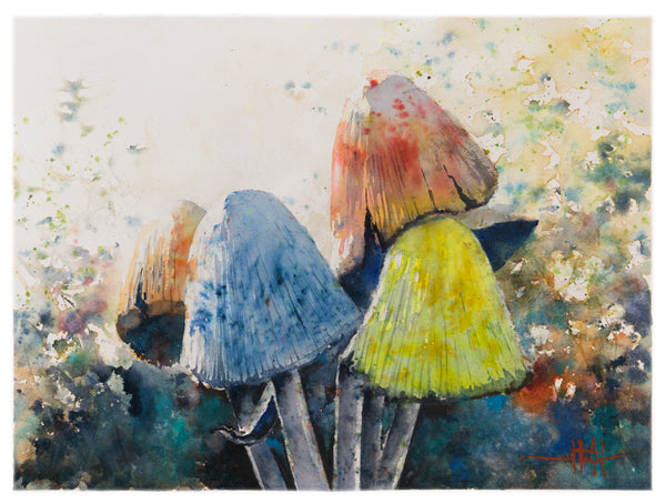 Shroom Kingdom *Fine Art Prints