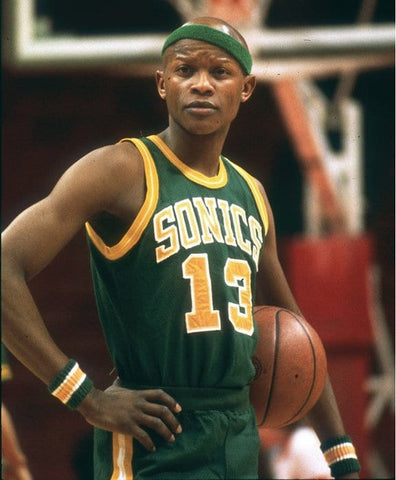 Slick Watts NBA headband