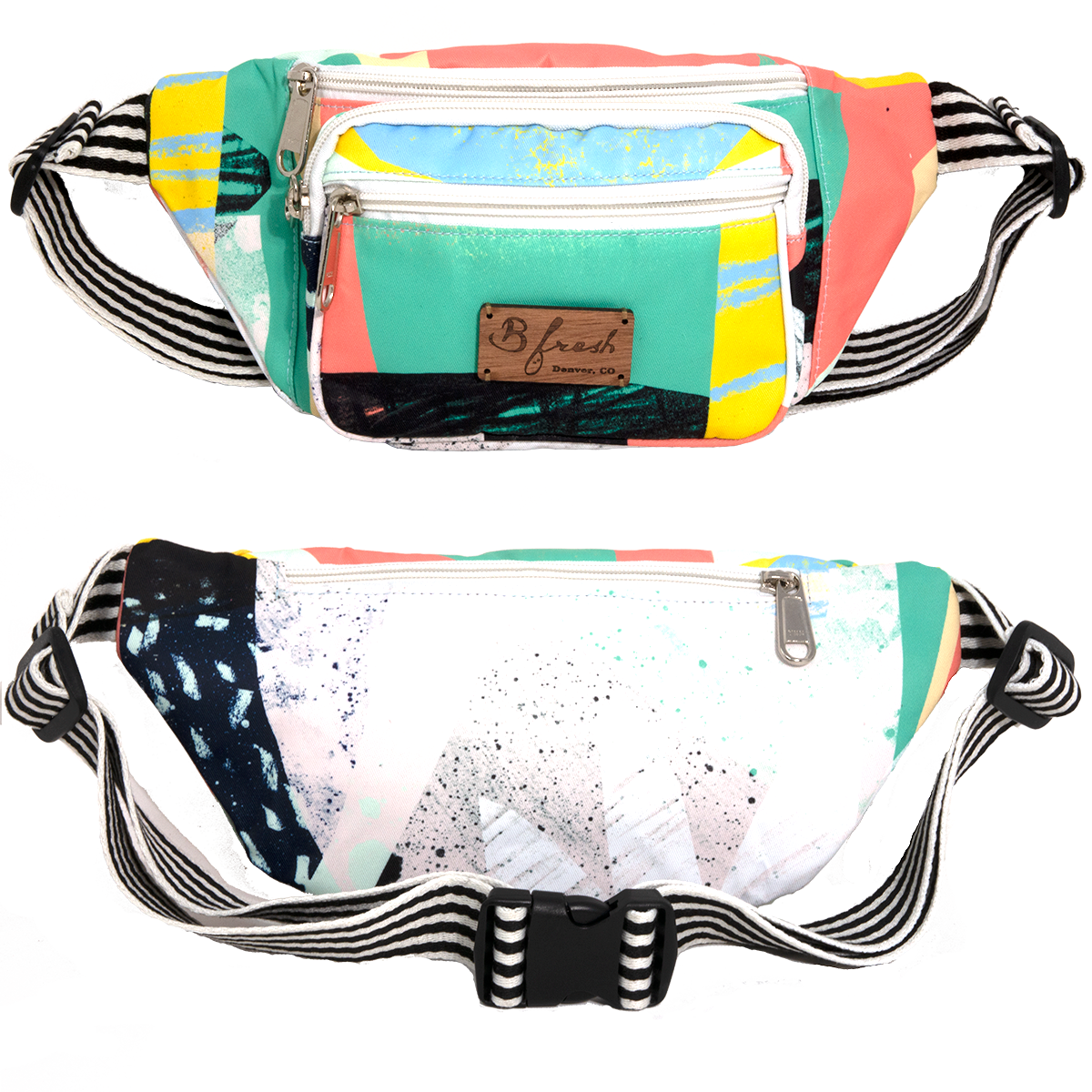 Into the Abbiss - 90s Fanny Pack - B Fresh