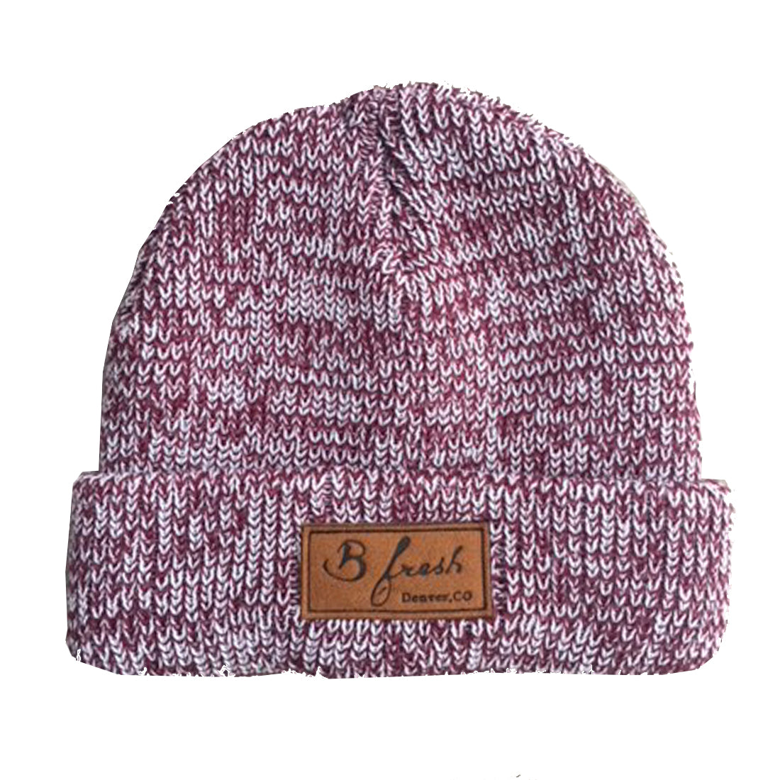 4156d25934719 The Mickey - Red Merino Wool Beanie - B Fresh