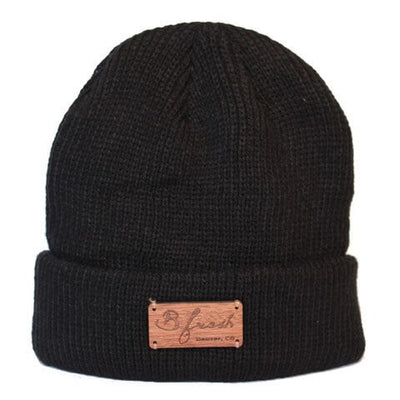 Mickey Beanie - Black - B Fresh