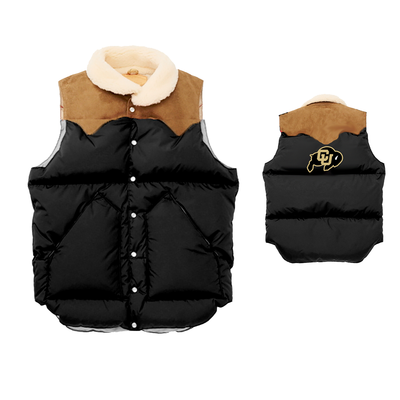CU Buffs Vest - B Fresh