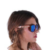 Candy Canes Wood Sunglasses - B Fresh