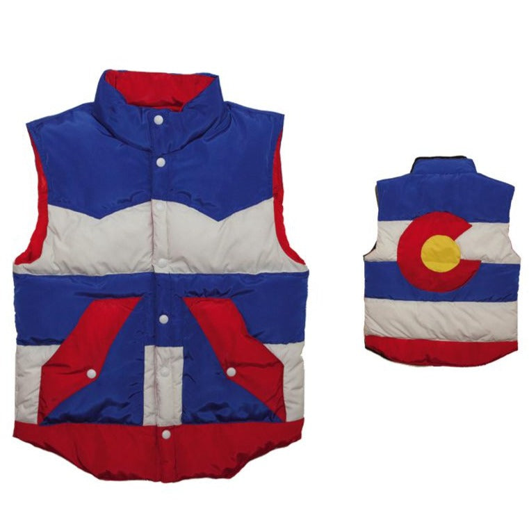 The Coloradan Vest - B Fresh