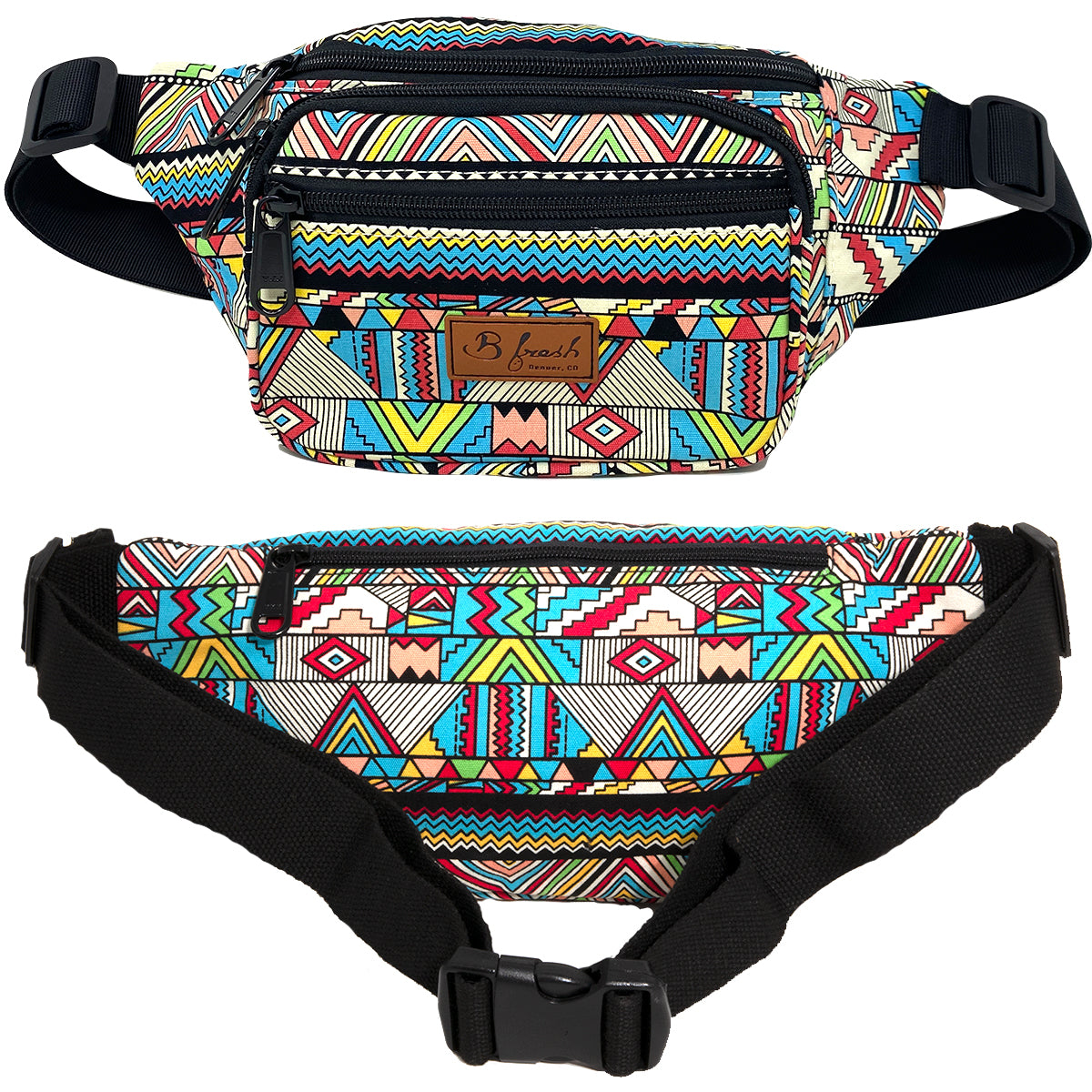Colored Pencils Fanny Pack