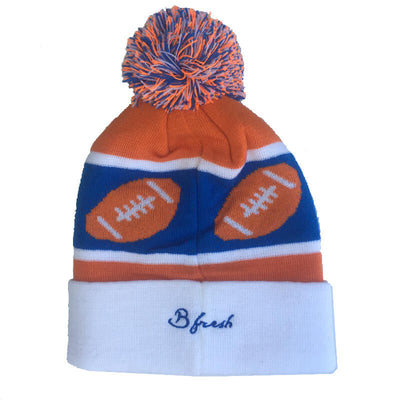 Tecmo Super Bowl Champs Beanie - B Fresh