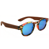 The Hepburns Floral - Vintage Wooden Sunglasses - B Fresh