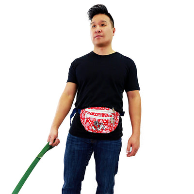 Fresno State Hawaiian Fanny Pack - B Fresh