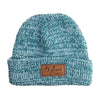 The Mickey - Green Merino Wool Beanie - B Fresh