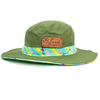 High Noon Bucket Hat -Retro Western Print - B Fresh