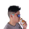 Honey Drippers - Wooden Sunglasses - Colored Skateboard - B Fresh