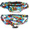 Jaws Rainbow Fanny Pack - B Fresh