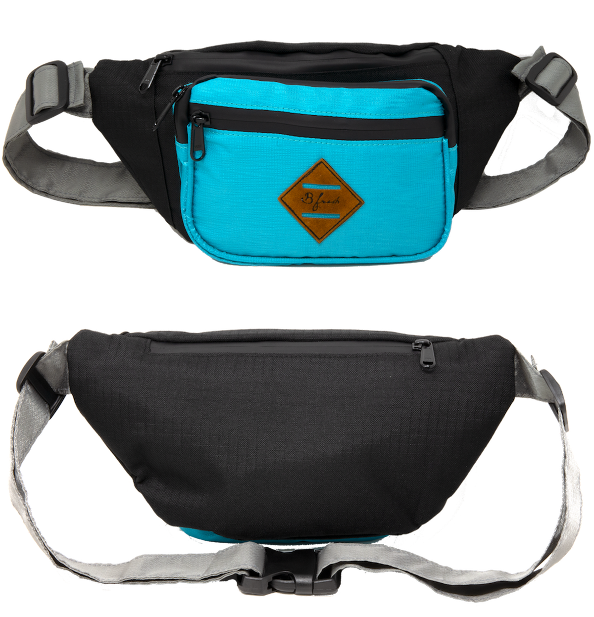 Rainier Water Resistant Fanny Pack - B Fresh