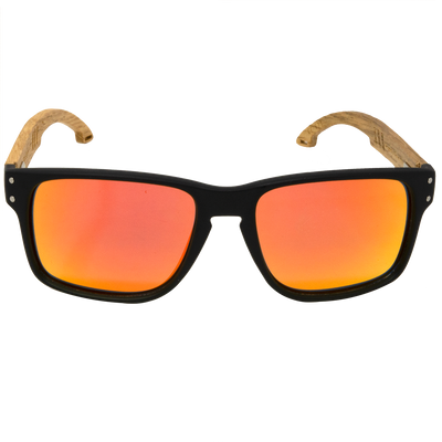 The Sun Blazers - Vintage Wooden Sunglasses - B Fresh