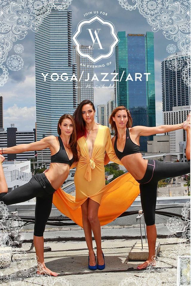 YOGA JAZZ ART