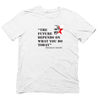 Organic Cotton t-shirt with gandhi quote