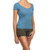 Woman's Organic Cotton Top - yogiiza.com