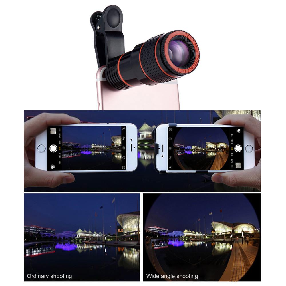 Zoom Lens for Phone - Caxato