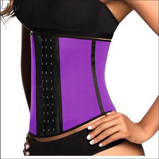 Slim Latex Waist Trainer - Caxato