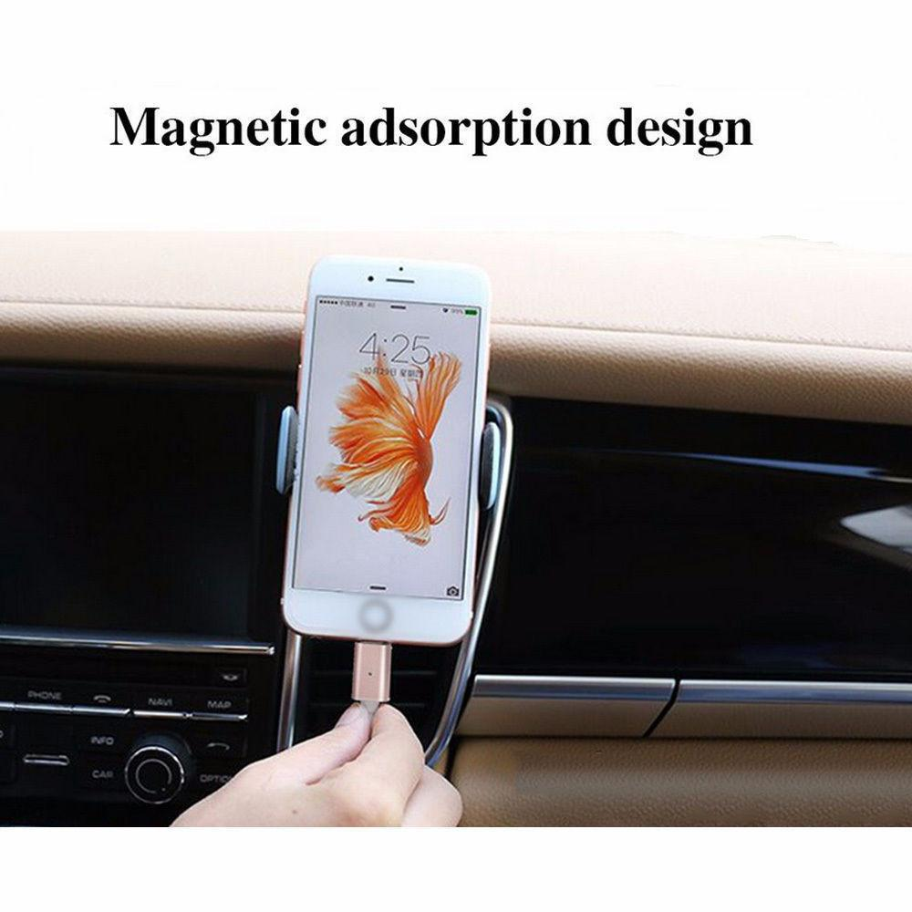 Magnetic Cable Charger for iPhone & Android - Caxato