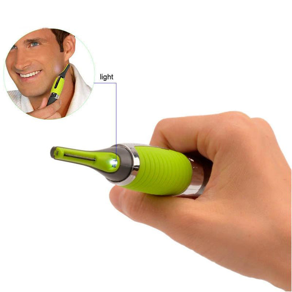 Micro Precision Facial Hair Trimmer - Caxato