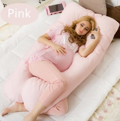Maternity Body Pillow Pink Beds & Accessories