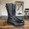 BIA COUNTRY BOOT <br/> TEXTURED BLACK