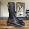 BIA COUNTRY BOOT <br/> CHOCOLATE BROWN
