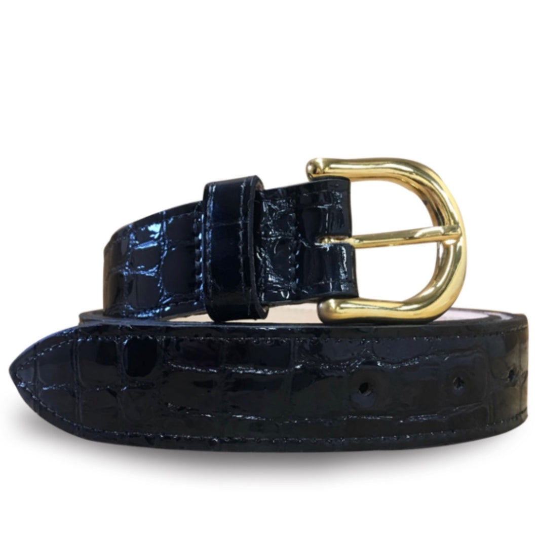 LEATHER BELT <br/>Various colours