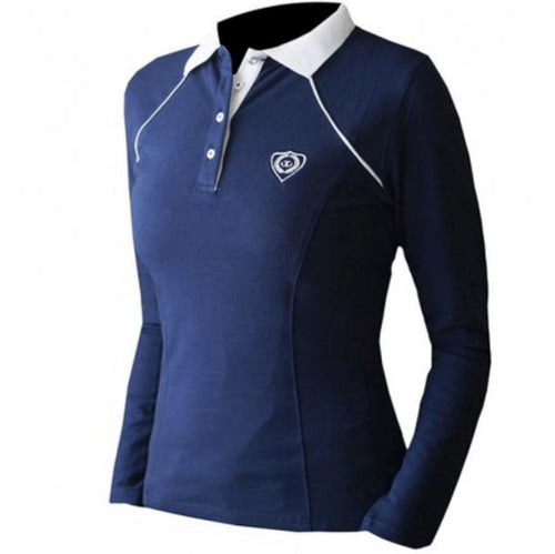 Equestrian Stockholm <br/>Navy Polo