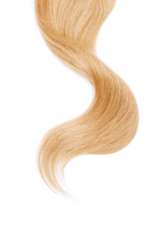 Blonde Wavy Hair Extensions by SL Raw Virgin Hair