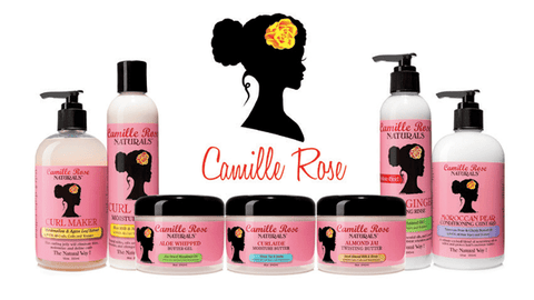 Camille Rose works well with SL Raw Virgin Hair Extensions