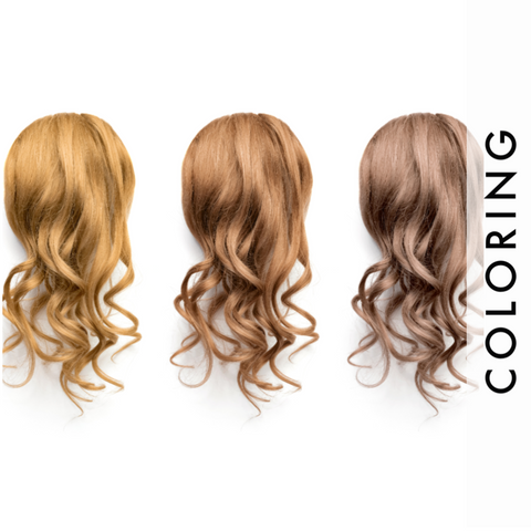 Choosing the right hair color for your hair extension