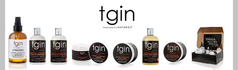 TGIN Works well on SL Raw Virgin Hair Extensions