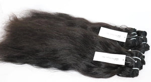 4 bundles displayed of Coarse Texture 2.5oz bundles