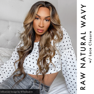 SL Raw Virgin Wavy Hair Bundle Deals