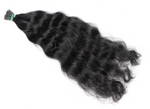 NEW 100% Cambodian Curly Hair I-tips (50 pcs)