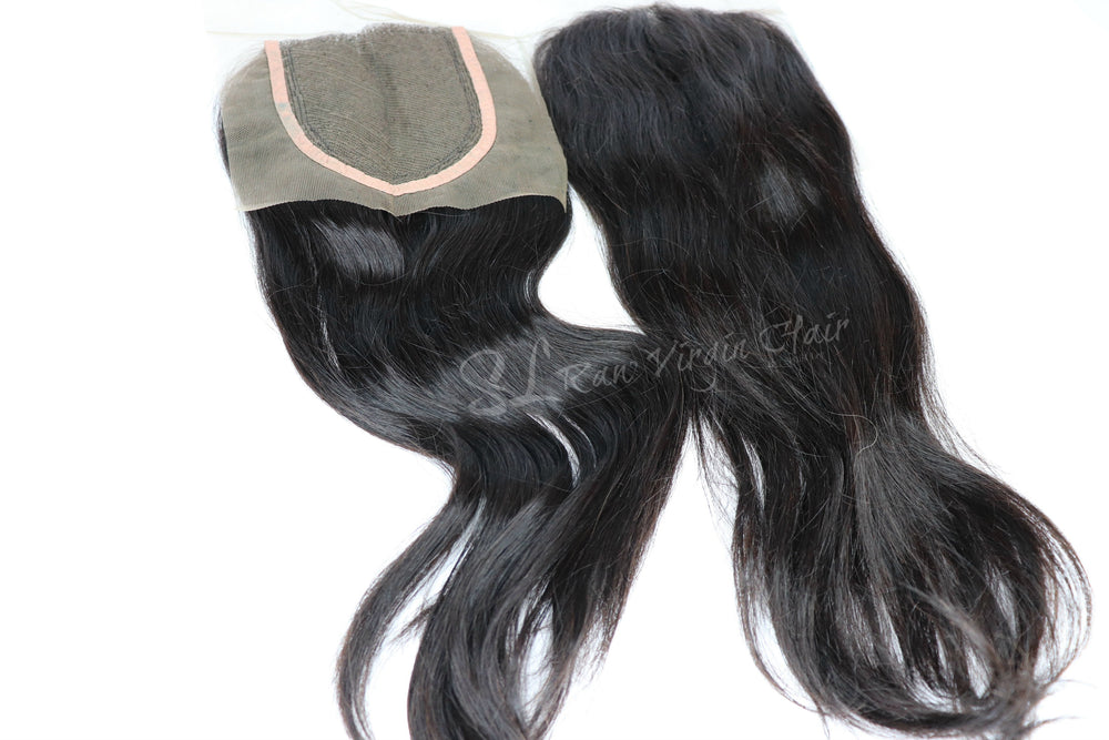 Best Price Virgin Human Hair Extension Lace Closure :SL Raw Virgin Hair