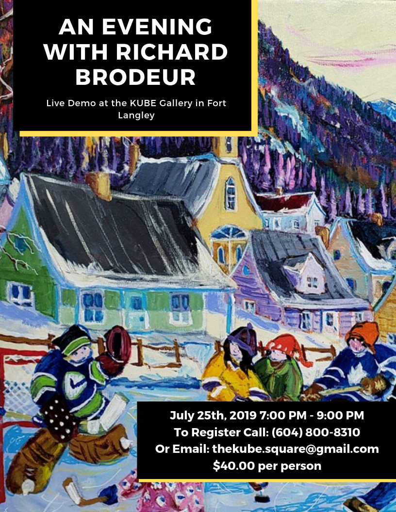 An Evening With Richard Brodeur