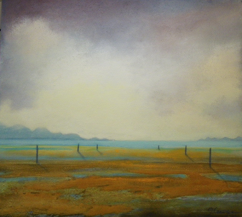 Estuary by Jutta Kaiser
