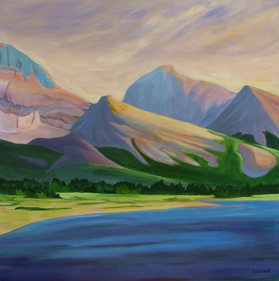 Kananaskis Country by Sharon A. Stone